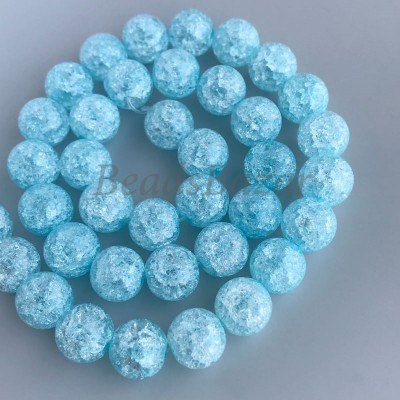 Сахарный кварц голубой