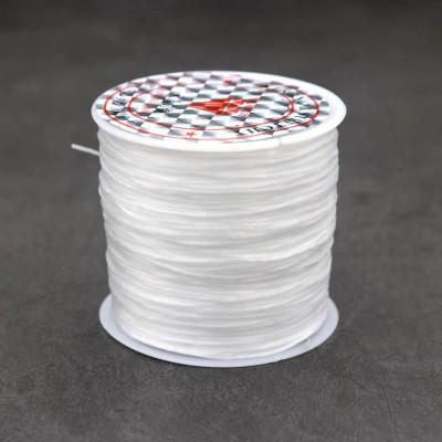Резинка для браслетов прозрачная