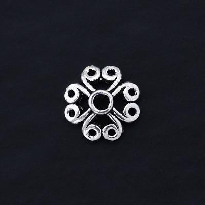 Шапочка серебро 925 пр.