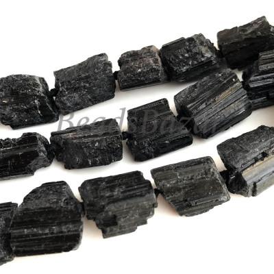Турмалин черный (шерл) необработанный