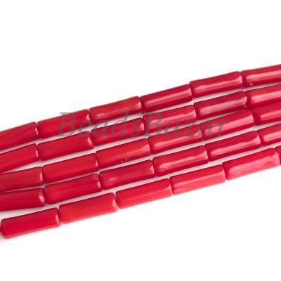 Коралл трубочки (красный)