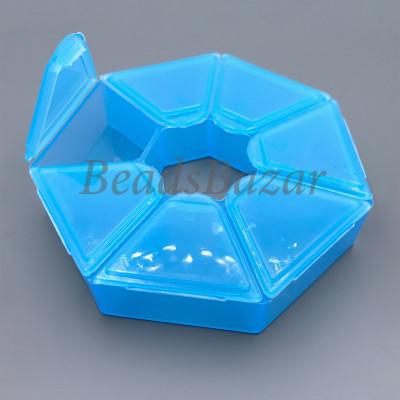 Контейнер пластик Т-36 голубой