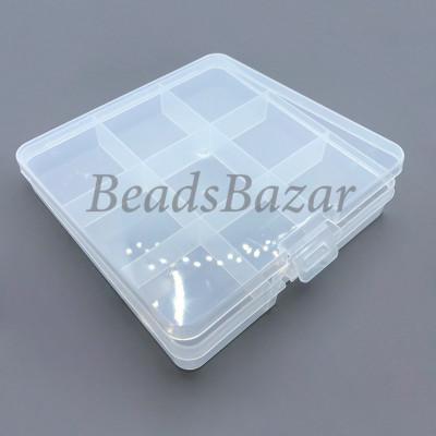 Коробка пластик ОМ-086 прозрачный