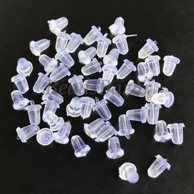 Заглушки силиконовые 4 мм (20 пар)