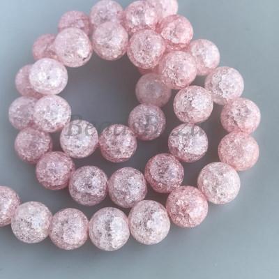 Сахарный кварц розовый светлый