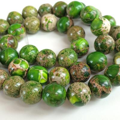 Варисцит зеленый