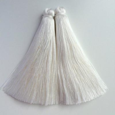 Кисточка белая